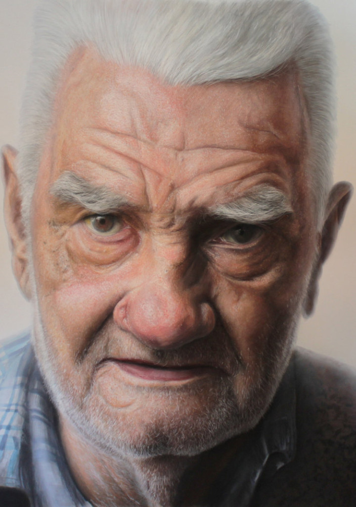detail_pic__mixed_media_portrait_of_my_grandfather_by_dinotomic-d6s9i06
