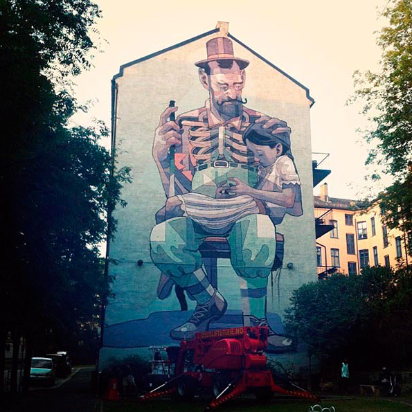 street art, grafity