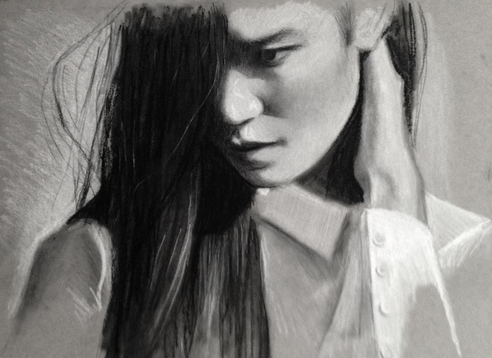 kreslenie portretov