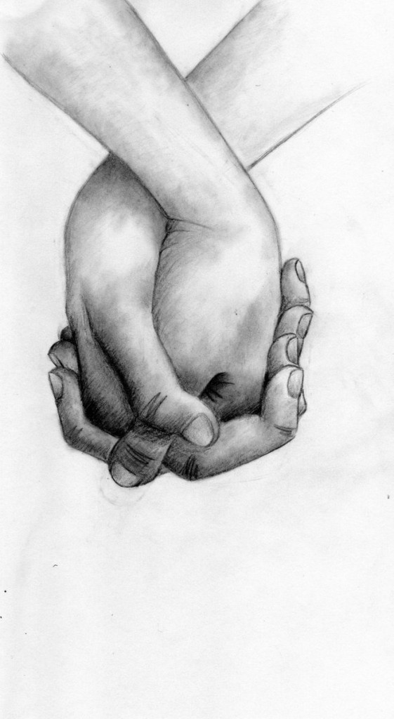 drawings-of-people-holding-hands-step-by-step-23
