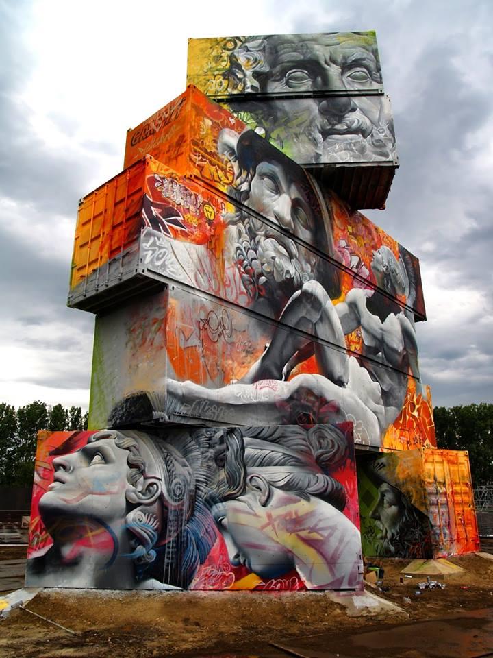 graffity najlepsie