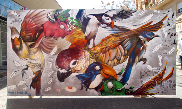 streetart graffity