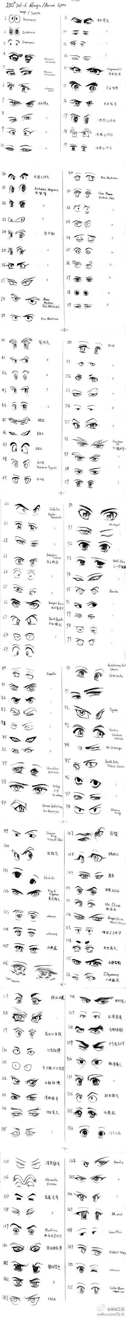 nauc sa kreslit manga oci anime