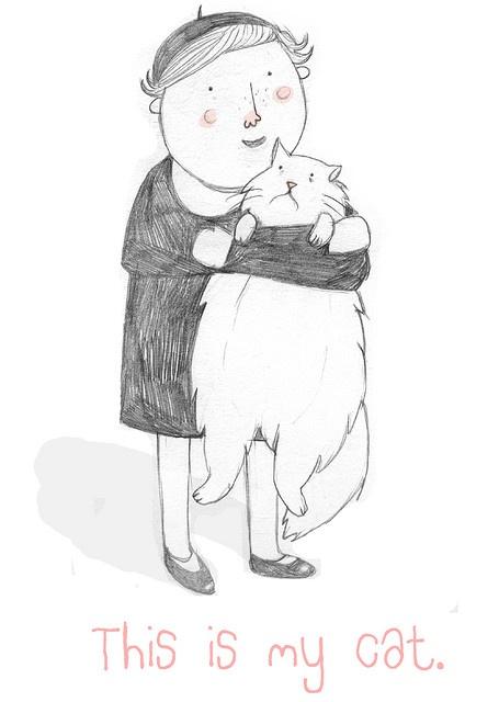 ako kreslit macky