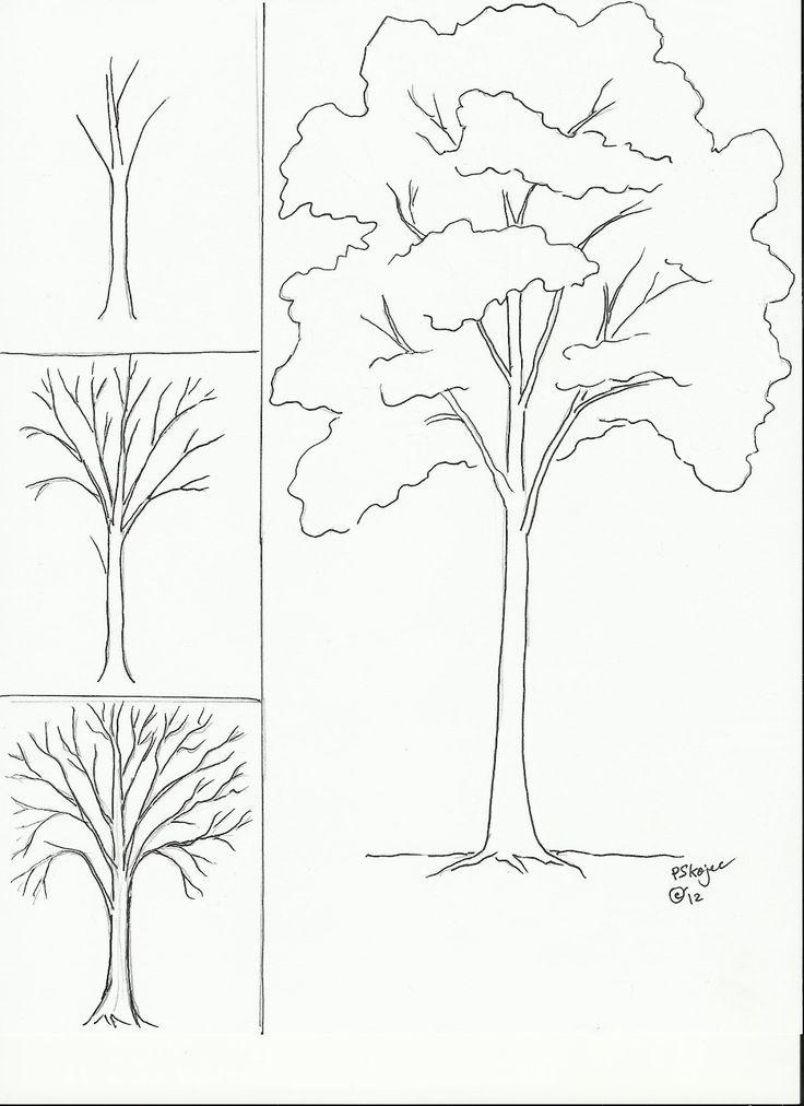 nauc sa kreslit stromy(1)