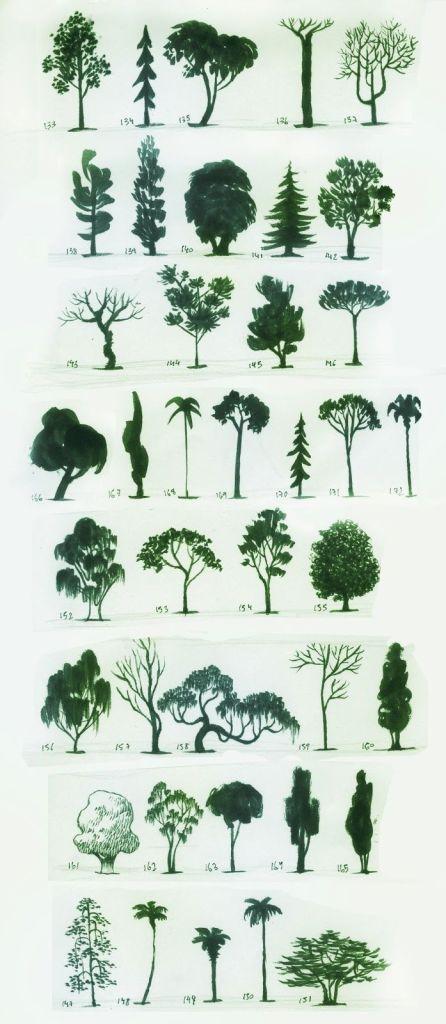 kreslenie stromov