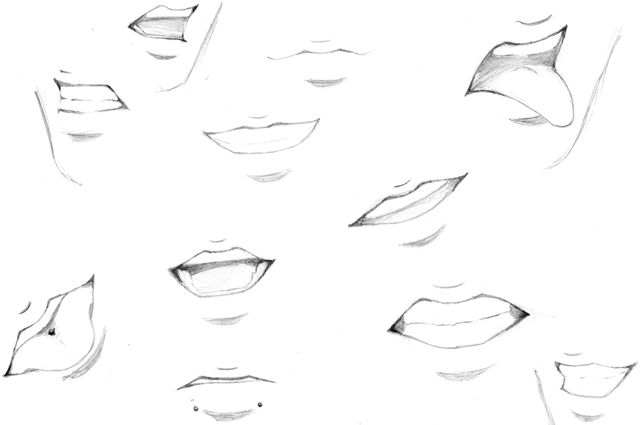 MOUTH_EXPRESSIONS_by_Xenophiel