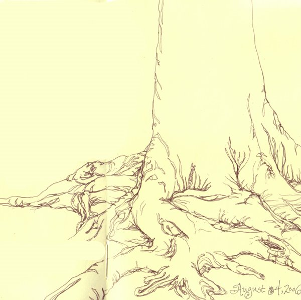 kreslenie stromu tutoria